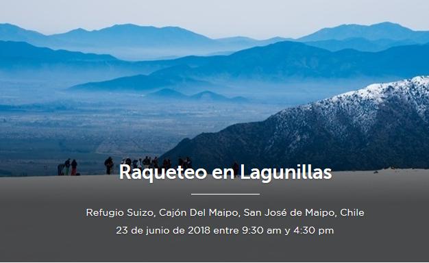 Experiencia Raqueteo Lagunillas